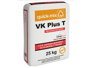Кладочный раствор quick-mix-vk-plyus-t